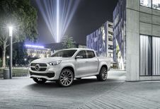 Mercedes X-Klasse Concept: pick-up met ster