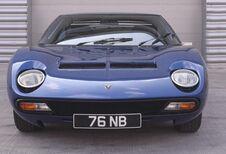 La Lamborghini Miura S de Rod Stewart est à vendre