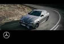 La Mercedes-AMG E 63 S 4Matic+ en piste