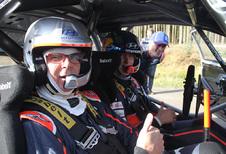 Co-drive Hyundai i20 WRC : bibberen op de passagiersstoel van Thierry Neuville