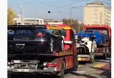 Saisie de supercars de dictateur en Suisse