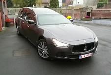De laatste reis in een Maserati