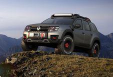 Renault Duster Extreme Concept : prototype brésilien
