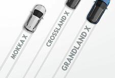 Opel Grandland X : le 3e crossover