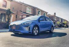 Hyundai Ioniq: zelfrijdend prototype met verborgen lidar