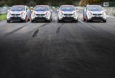 SsangYong start betaalbare racecup