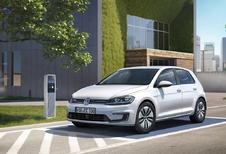 Wat is de autonomie van de vernieuwde VW E-Golf?