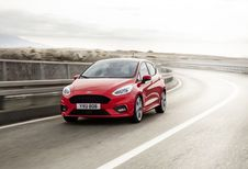 Ford Fiesta: een trapje hoger