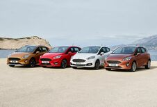 Ford Fiesta : 4 versions