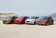 Ford Fiesta : 4 versions
