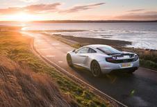 Garantie tot 12 jaar bij McLaren
