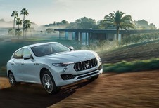 Maserati Levante: binnenkort met 500 pk?