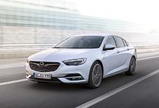 Nieuwe Opel Insignia Grand Sport geeft zich helemaal bloot