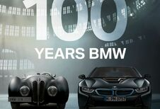 100 Years BMW in Autoworld