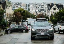 Uber trekt zelfrijdende vloot weg uit San Francisco