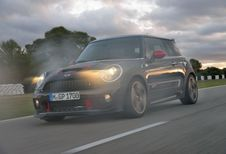 Mini John Cooper Works GP : le retour ?