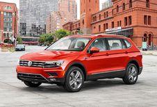 Volkswagen Tiguan Allspace : option 7 places