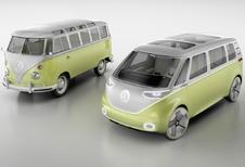 Volkswagen ID Buzz Concept vraagt om productieversie