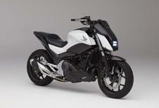 Honda: de motorfiets die nooit valt