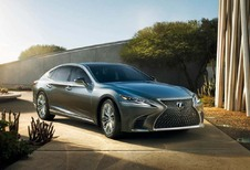 Lexus LS 2017 : Nouveau vaisseau amiral
