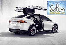 Autosalon Brussel 2017: Tesla (paleis 6) #1