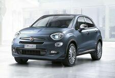 Fiat 500X: facelift met nieuwe kleuren en motoren