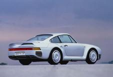 Porsche: twee cultauto's te koop op Rétromobile