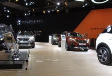 Visite virtuelle Palais 4 -  Kia, Infiniti, DS, Citroën, Peugeot, Honda