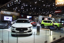 Visite virtuelle Palais 5 - Renault, Dacia, Mercedes, Smart, Fiat, Abarth, Maserati, Alfa-Romeo, Jeep