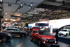 Virtueel bezoek Paleis 9 - Toyota, Suzuki, SsangYong, Isuzu en Mitsubishi