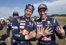 Stéphane Peterhansel wint met Peugeot zijn 13de Dakar #1