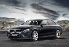 Brabus : préparation pour la Mercedes Classe E