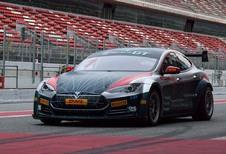 Electric GT: de technische kenmerken van de race-Tesla zijn bekend