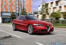 Alfa Giulietta: Indav Design fantaseert over volgende generatie