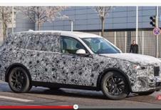 BMW X7: super-X5