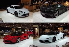 Virtueel bezoek Dream Cars 2017 #1