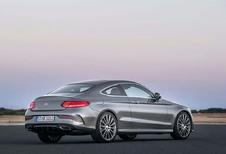 Mercedes C-Klasse: eerste informatie over de facelift