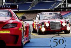 50 jaar AMG in 10 legendarische modellen