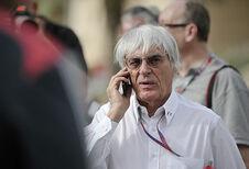 Formule 1: Bernie Ecclestone aan de deur gezet
