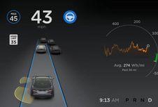 Tesla Autopilot V2 eindelijk actief op alle modellen