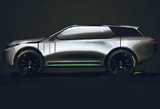 Range Rover Velar viseert Porsche Macan