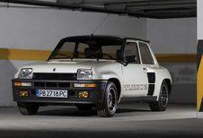 Rétromobile 2017 : Renault 5 Turbo 2 de 1983 aux enchères