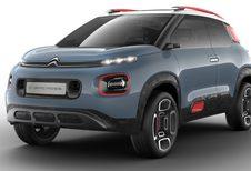 Citroën C-Aircross Concept: toekomstige C3 Aircross
