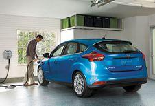 Update Ford Focus Electric rijdt verder