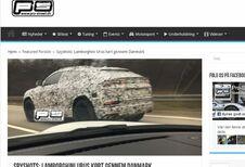 Lamborghini Urus : 1re image #1