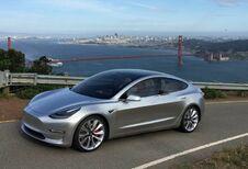 Adidas eist dat Tesla het logo van de Model 3 verandert