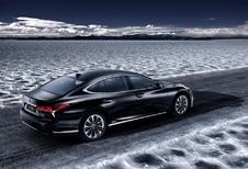 Nieuwe Lexus LS komt ook als hybride 500h