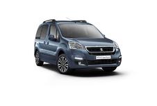 Peugeot Partner Tepee kan nu ook volledig elektrisch
