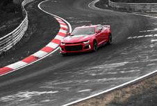 Chevrolet Camaro ZL1 doet Europese sportwagens naar adem happen