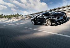 Bugatti Chiron: 0-400-0 km/h